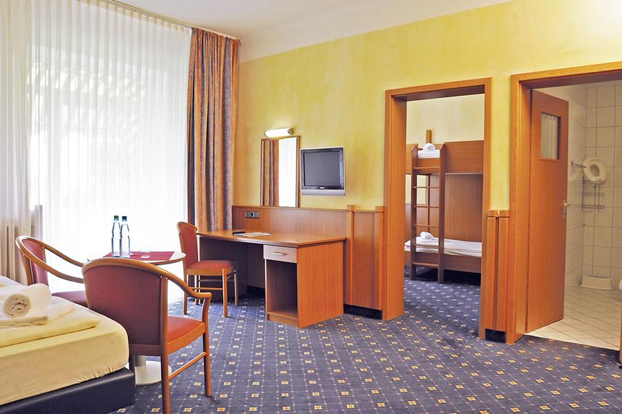 Zimmer in Hotel Dorf Wangerland