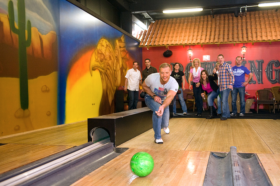 Bowling im Wangerland